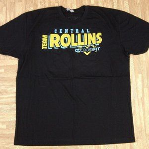 Seth Rollins CrossFit Progenex Team Shirt XXL WWE